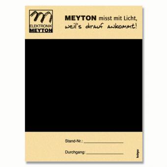 Krüger Hintergrundscheibe Mod. Meyton