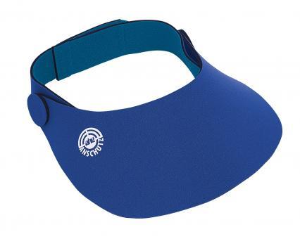 ahg Schießmütze Mod.  Neopren cap de luxe Blau 10cm