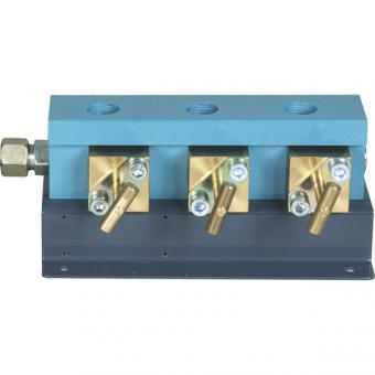 Bauer Multi-fill switch panel - 200/300 bar