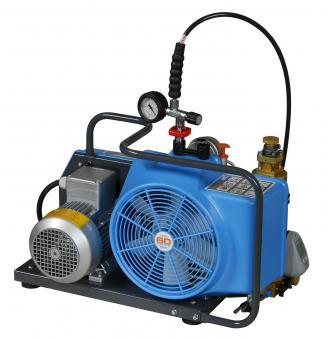 Bauer compressor Junior II