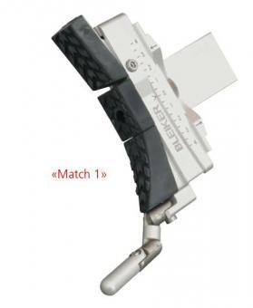 Bleiker Schaftkappe Mod. Super Grip Match 1