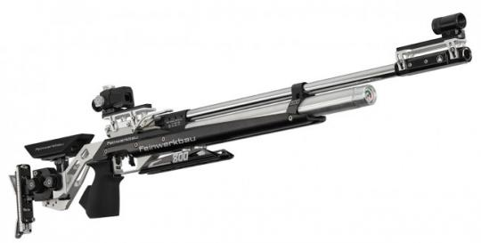 Feinwerkbau air rifle mod. 800 alu