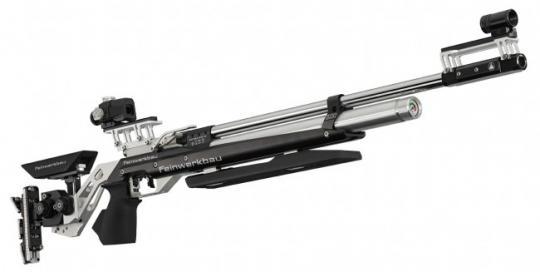 Feinwerkbau Luftgewehr Mod. 800 Alu Auflage