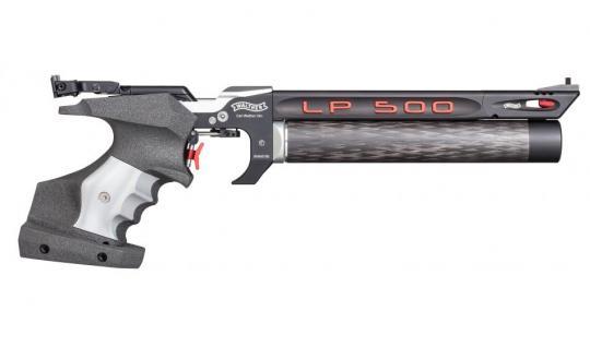 Walther Luftpistole Mod. LP 500 Meister Manufaktur