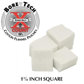 """Bore Tech Baumwollpatch 1 3/8"""" für 6 / 6.5mm"""