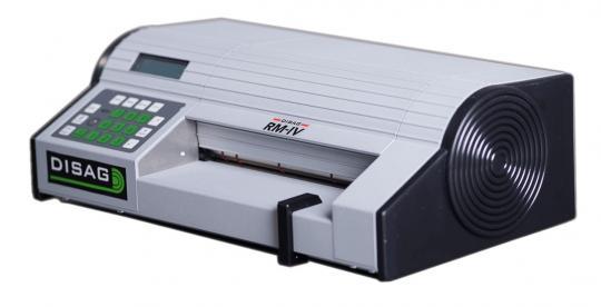 Disag Scheibenauswertemaschine RM 4
