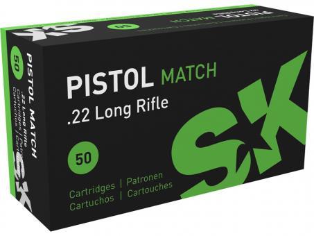 SK Patrone Mod. Pistol Match