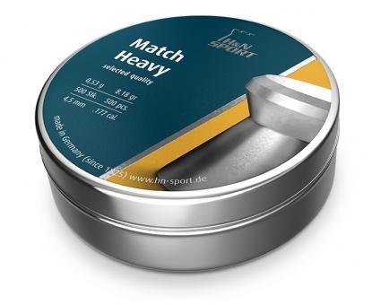 H&N Air Pellet mod. Match Heavy