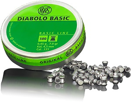 RWS Diabolo Mod. Basic