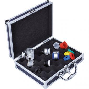 Gehmann Aluminium-Mini-Koffer