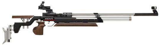 Anschütz Luftgewehr Mod. 9015 BLACK ALU NUSS