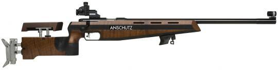 Anschütz Kleinkaliber Matchgewehr Mod. 1907 Nuss