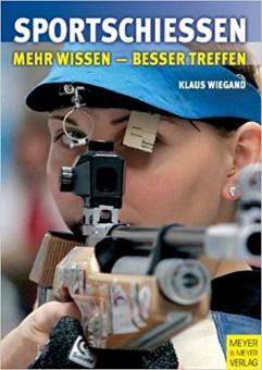 Klaus Wiegand Buch Sportschießen