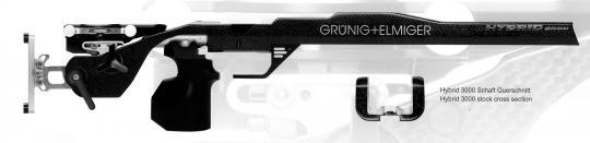 GE KK und GK Schaft Mod. Hybrid 3000