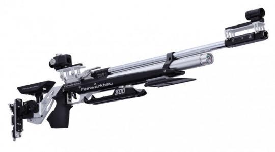 """Feinwerkbau Luftgewehr Mod. 800 Alu """"Hybrid"""""""