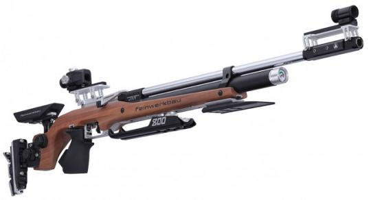 """Feinwerkbau Luftgewehr Mod. 800 W """"Hybrid"""""""