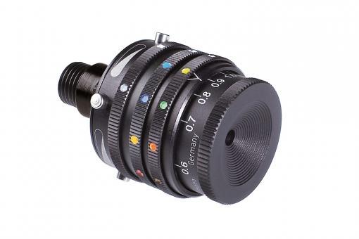 Gehmann iris rear sight disc 568
