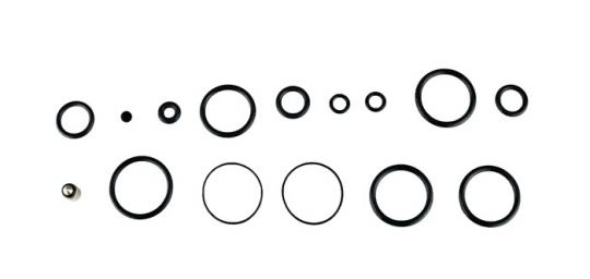 Gehmann seal kit for 3-stage pump