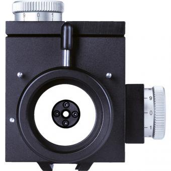 Gehmann Panorama-Diopter mit Iris-Diopterscheibe