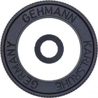 Gehmann Iris-Ringkorn in Glas gelagert,freistehend
