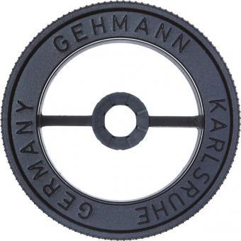 Gehmann Iris-Ringkorn, Querbalken - Fadenkreuz