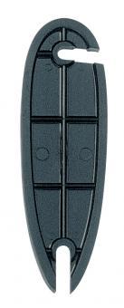 Anschütz Zwischenplatte 8 mm für Gummikappe