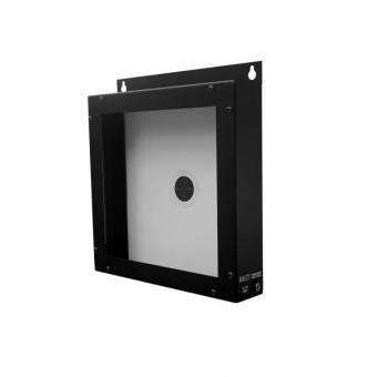 Scatt paper target holder with integrated light