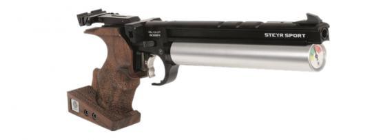 Steyr 5-schüssige Luftpistole Mod. LP 50