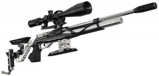 Feinwerkbau Luftgewehr Field Target Mod. 800 X